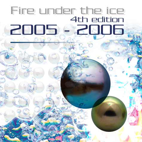 Fire under the Ice, Tahitian Pearl Trophy